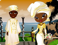 Married in Madagascar