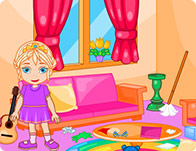 Anna Easter Room Cleaning