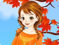 Autumn Color Dress Up