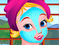 Baby Princess Cinderella Spa