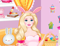 Barbie Bunny Bedroom