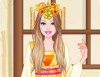 Barbie Chinese Princess