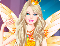 Barbie Tooth Fairy Dress Up