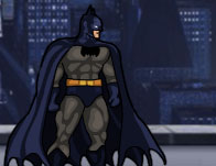 Batman Defends Gotham