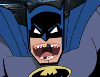 Batman Dentist