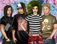 Bill Kaulitz Makeover