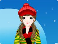 Bliinky Winter Dress Up