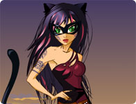 Catwoman Dress Up