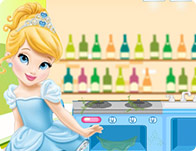 Cinderella Kitchen Cleaning