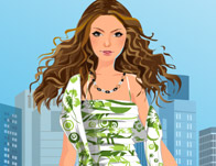 City Girl Dressup