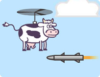 cow-Copter