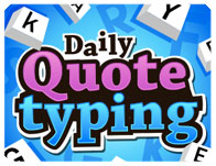 Daily Quote Typing 2