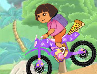 Dora the Explorer: Pizza Delivery