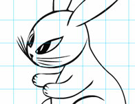 Draw the Bunny