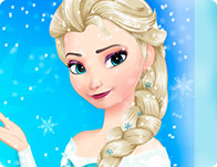 Elsa Frozen Make Up Super Games