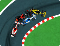 F1 Pit Stop Racing