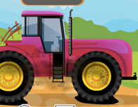 Farm Tractor Wash & Repair