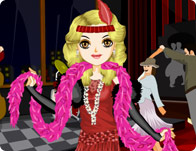 Flapper Girl Dress Up
