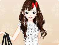 Gothic Doll Dressup