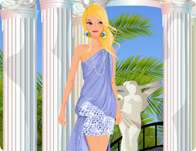 Grecian Goddess Dress Up