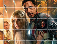 Iron Man 3: Spin Puzzle
