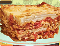 Lasagna Cooking Style