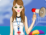 Lifeguard Dress Up