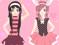 Love Bunnies Dress Up