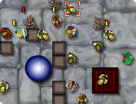 Magic Tower Defense