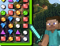 Minecraft Bejeweled