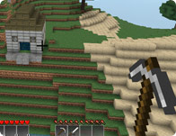Minecraft Super Games - Minecraft gun spiele