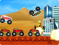 Monster Truck Attack