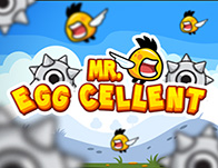 Mr. Egg-cellent