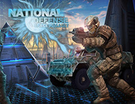 National Defence: Space Assault