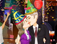 New Year's Eve Kisses