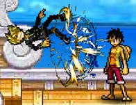 One Piece: The Hot Fight
