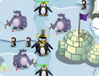 Penguin War 1