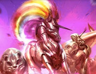 Robot Unicorn Attack: Evolution