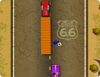Route 66 Highway Rush