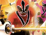 Saban S Power Rangers Samurai