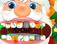 Santa Claus Tooth Care