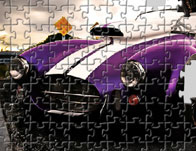 Shelby Cobra Jigsaw