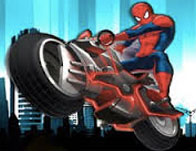Spiderman Bike Trip
