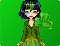 St Patricks Day Dressup