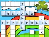 St Patricksday Crossword