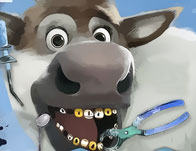 Sven at the Dentist
