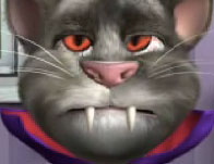 Talking Tom Halloween Fun
