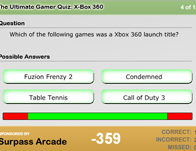 The Ultimate Gamer Quiz: Xbox 360