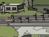 The Walking Dead: Zombie Trailer Park