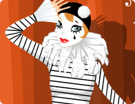 Tiny Mia the Mime